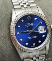 للبيع ساعة رولكس اصلية نظيفة