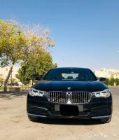 للبيع بي ام دبليو 2018 BMW Li730 اسود
