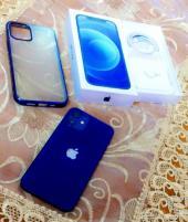 ايفون 12 الازرق