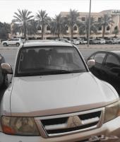سيارة ميتسوبيشي جيب باجيرو 2005
