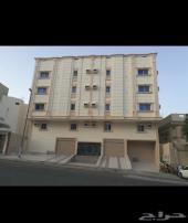عمارة جديدة  للبيع في حي الحمراء مكة المكرمة