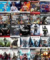 العاب سوني 3 مهكر (تعبئة هاردسك) PS3 PS2 PS1