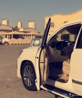 لكزس LX570 سعودي 2014