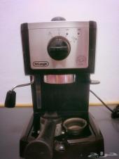 ماكينة قهوة ماركة ديلونجى