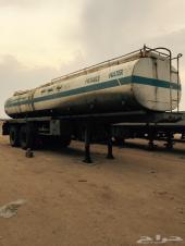تانكي ماء 32 طن للبيع