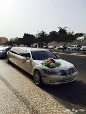 سيارات طويلة ليموزين للأعراس والمناسبات رويال