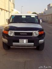للبيع تويوتا إف جي FJ 2008 لون أسود مخزن