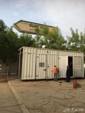 مولدات كهرباء إيجار مخيمات عرفة