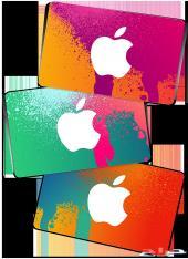 بطاقات ايتونز امريكي - قوقل بلاي شحن فوري