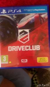 لعبة driveclub بلاي ستايشن 4