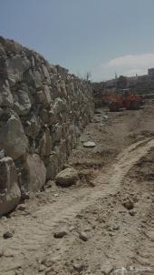 مقاول حجر ربراب جدارات