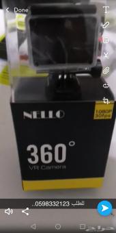 أحدث أكشن كاميرا 360 درجة Full HD