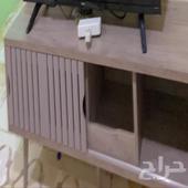 طاولة تلفزيون 200 ريال شريتها ب360