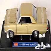 مجسم نادر PONTIAC GTO كبير موديل 1965