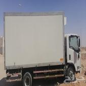 دينا مشاوير داخل الرياض و خارجها مع صندوق تبريد 5متر