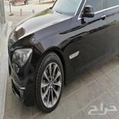 BMW 730 LI - بي أم 2013 740 محول بالكامل