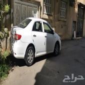 كورلا 2012 بودي بلد ماعاد بابين باب الراكب وباب خلف السواق
