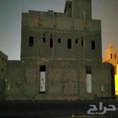 عمارة دورين وملحق عظم مخطط الرياض