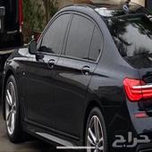 BMW 740 ناغي
