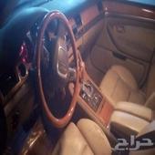 السياره نظيفة الموديل 2006المكينه A8القير وكاله والبدي وكال