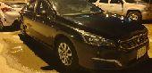 بيجو 508 وكاله ماشي قليل للبيع 2016