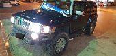 الرياض - سيارة همر H3 موديل 2006