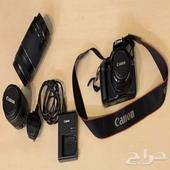 كاميرا كانون EOS1100L