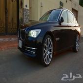 BMW 730Li الفئه السابعة