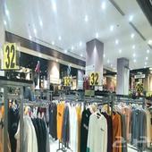 مركز تجاري ملابس متكامل على طريق الميه للتقبيل