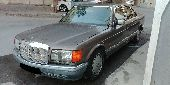 للبيع مرسيدس 560 موديل 1989