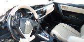 سياره كورولا للبيع موديل 2015
