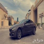 للبيع BMW 640i grancoup 2013