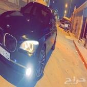 بي ام دبليو BMW فئة 750li قمة بالنظافة