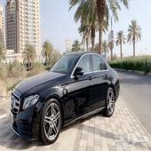 E 200 Mercedes 2018