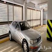 لكزس 400LS موديل 1993 سعودي نظيف