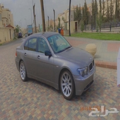 تم البيع. BMW 2003 745