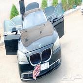 BMW   2009 740Li اسود ملكي