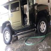 الرياض - السيارة  همر - H2