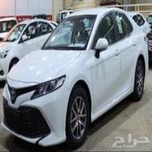 كامري 2020 LE بنزين جنوط سعودي القسط 1440فقط.