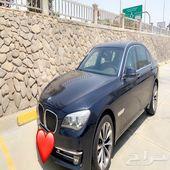 للبيع BMW730 بي ام دبليو بحاله جديده الناغي