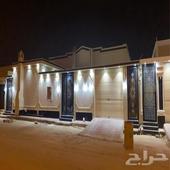 فله دور في المزاحمية حي نوارة مساحة 600 م قدامها مرفق ومسجد
