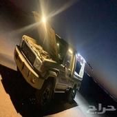 المديل 2017 سعودي رفرف ونش هزاز ودفلك ماشي 15700 شرط