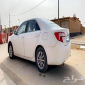السيارة تويوتا كامري GLX الموديل 2012