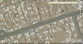 ارض شارع 52  شمال الماجدجدة