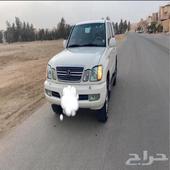 لكزز2002 LX سعودي