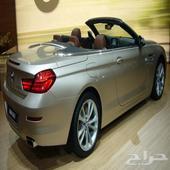 BMW 640 كشف