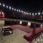 مخيم العز للايجار في بحرة