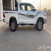 هايلكس 2020 قير تماتيك سعودي بنزين عداد 34 (الاحساء)