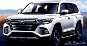all-new Land Cruiser 2021
