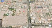 أرض تجارية للاستثمار شارعين_مس6645م_حي الزهرا